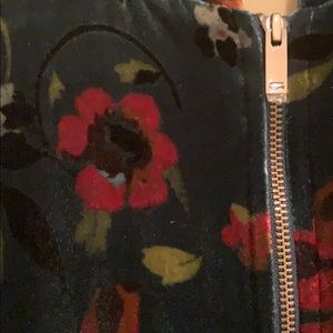 LOFT Jackets & Coats - LOFT velvet bomber jacket. Size S. Like brand new!